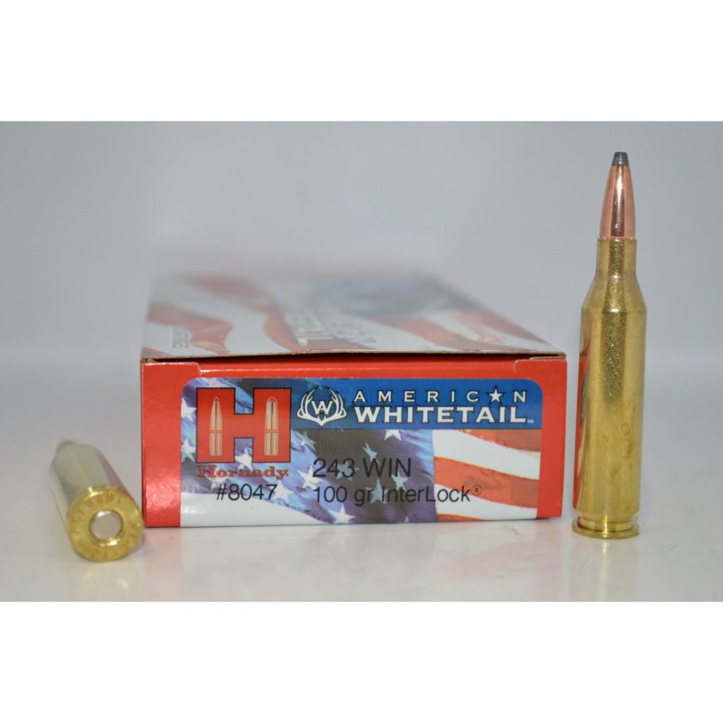 hornady 243 win 100gr