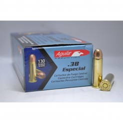 aguila ammo 38 special 130 gr