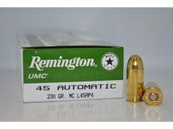 remington umc 45