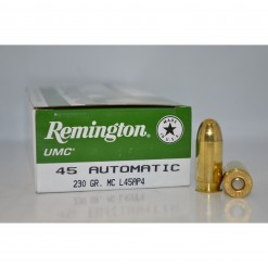 remington umc 45