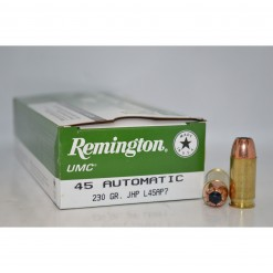 remington umc 45 auto