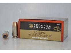 federal premium personal defense 40 S&W