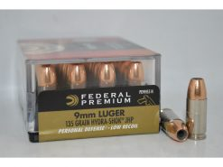 federal premium personal defense 9mm
