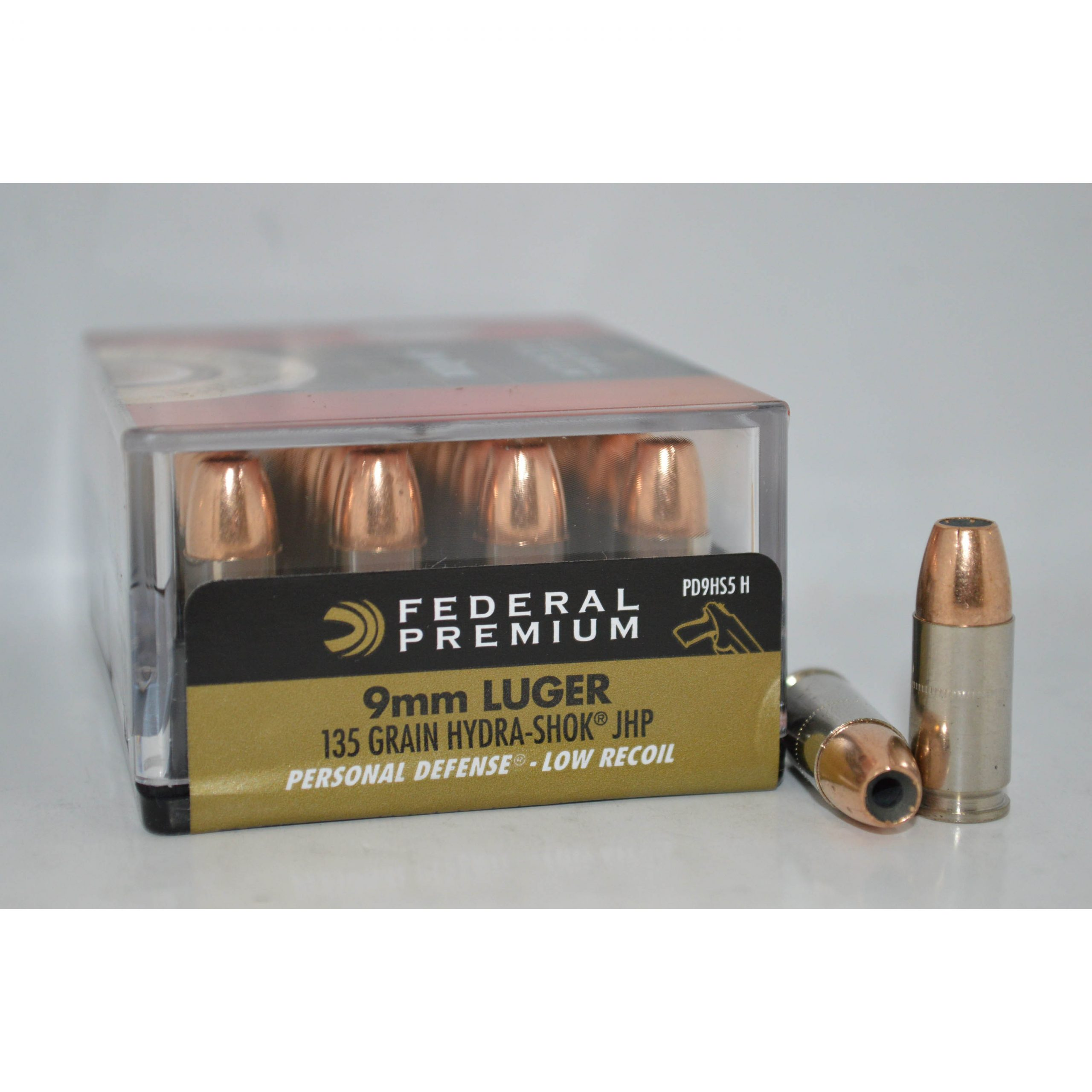 federal premium personal defense 9mm
