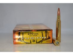 Federal Fusion 270 Win. 130gr