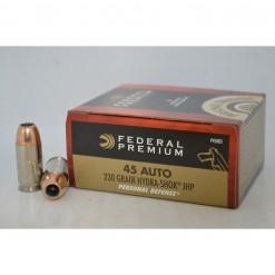 federal premium personal defense 45 auto