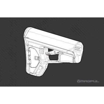 Magpul ACS-L™ Carbine Stock – Mil-Spec Model