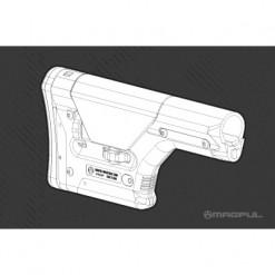 Magpul PRS Precision-Adjustable Stock – AR15/M16