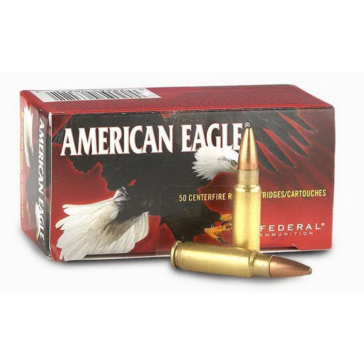Federal American Eagle 5.7x28mm
