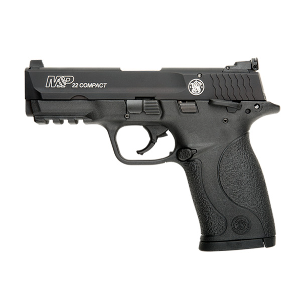 Smith & Wesson M&P 22 Compact, 10 Round Semi Auto Handgun, .22LR
