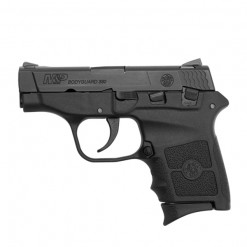 Smith & Wesson M&P Bodyguard 380 Thumb Safety , 6 Round Semi Auto Handgun, .380 ACP