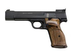 Smith & Wesson Model 41, 11 Round Semi Auto Handgun, .22 LR