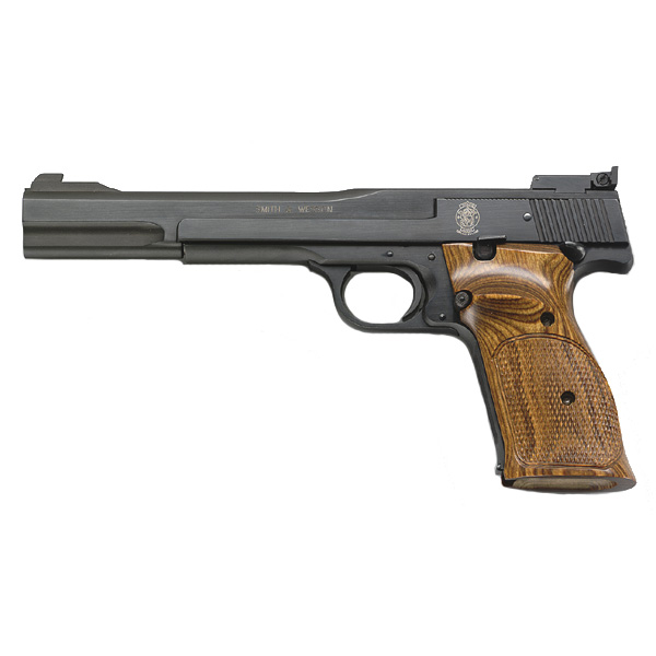 Smith & Wesson Model 41, 10 Round Handgun, .22LR