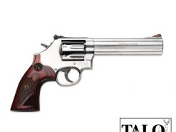 """Smith & Wesson Model 686 Deluxe 6"""", 7 Round Revolver, .357 Mag"""