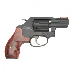 Smith & Wesson AirLite Model 351 PD, 7 Round Revolver, .22 WMR