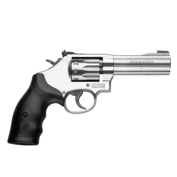 "Smith & Wesson Model 617 4"", 10 Round Revolver, .22 LR"