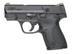 Smith & Wesson M&P 9 Shield Thumb Safety, 7 Round Semi Auto Handgun, 9MM