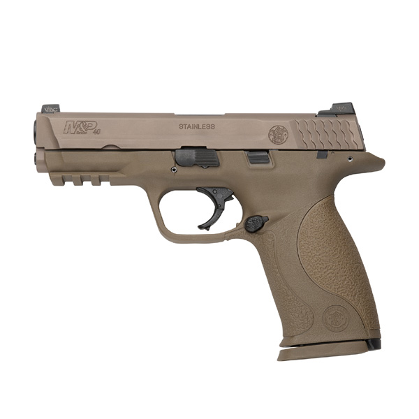 Smith & Wesson M&P VTAC Viking Tactics, 15 Round Semi Auto Handgun, .40 S&W