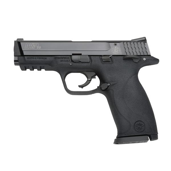Smith & Wesson M&P 22, 12 Round Semi Auto Handgun, .22 LR