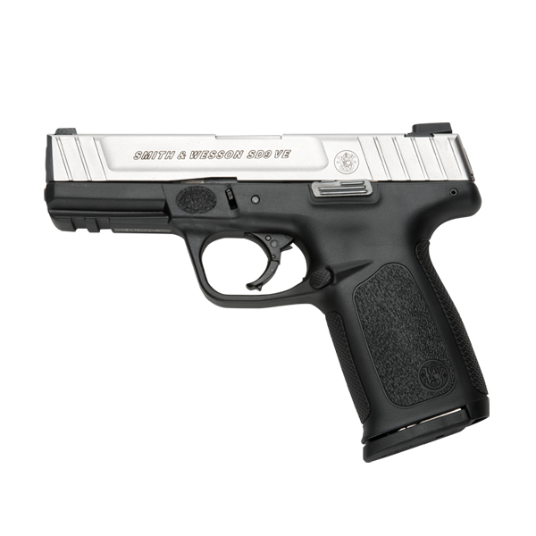 Smith & Wesson SD9 VE STD Capacity