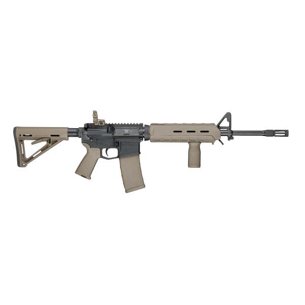 The Smith & Wesson M&P15 MOE AR-15 Flat Dark Earth 30 Round Semi Auto Rifle 5.56 NATO / .223 Rem