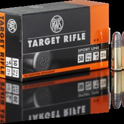 RWS Target Rifle 22lr