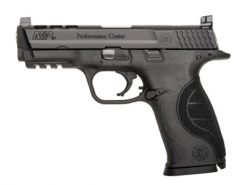 Smith & Wesson M&P40 Performance Center Ported, 15 Round Semi Auto Handgun, .40 S&W