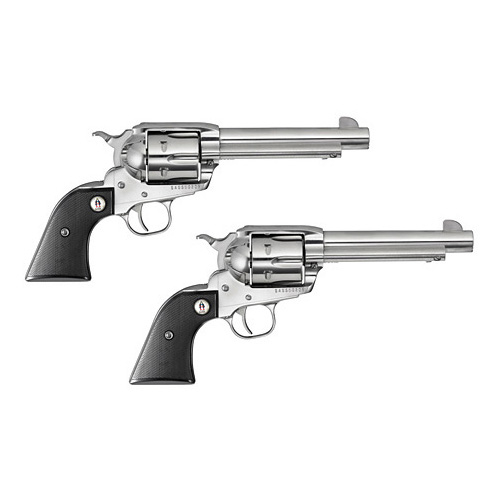 Ruger Vaquero SASS 5134 5 5″ Stainless Steel Barrel 45 Colt