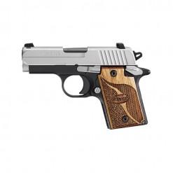 Sig Sauer P938 SAS Micro-Compact, 7 Round Semi Auto Handgun, 9mm