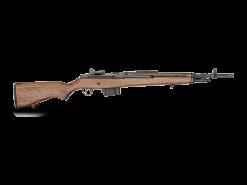 Springfield Scout Squad M1A Walnut Stock, 10 Round Semi Auto Rifle, 7.62X51mm NATO/.308 Win