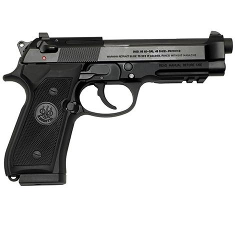 Beretta 92A1 J9A9F10 4 9″ Barrel 9mm Luger