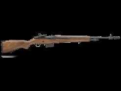 Springfield Loaded M1A Walnut, Carbon Steel Barrel, 10 Round Semi Auto Rifle, 7.62X51mm NATO/.308 Win