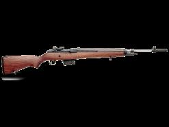 Springfield Loaded M1A Walnut, Stainless Steel Barrel, 10 Round Semi Auto Rifle, 7.62X51mm NATO/.308 Win