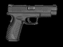 "Springfield XDM 4.5"" Full Size Black, 16 Round Semi Auto Handgun, .40 S&W"