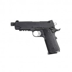 Sig Sauer 1911 Tacops Carry Threaded Barrel, 8 Round Semi Auto Handgun, .45 ACP