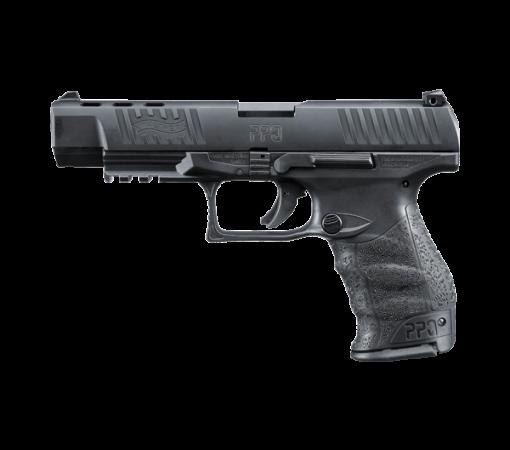 """Walther PPQ M2 5"""", 15 Round Semi Auto Handgun, 9mm"""