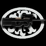 "FNH USA PS90 STD Black Carbine 5.7x28mm 30-Round 16"" Barrel"