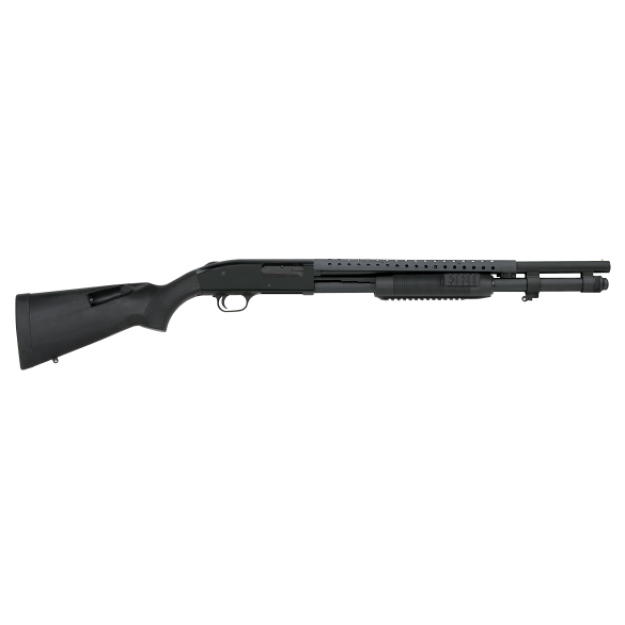 "Mossberg 590 Tactical 3-Rail 50772 20"" Barrel 12 Gauge"