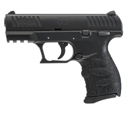 Walther CCP Black, 8 Round Semi Auto Handgun, 9mm