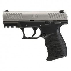 Walther CCP Stainless, 8 Round Semi Auto Handgun, 9mm