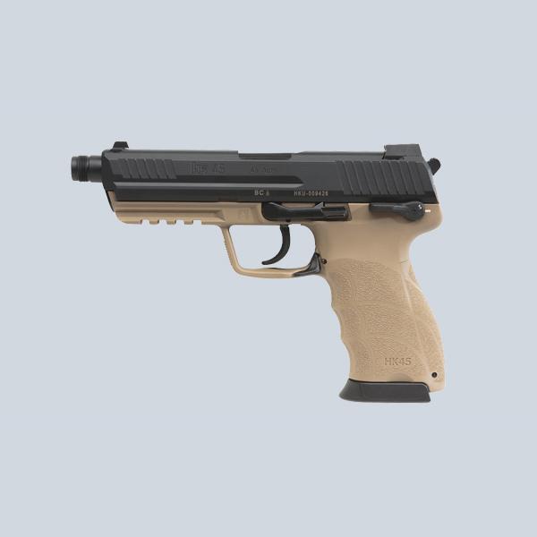 HK HK45 Tactical Tan V1 745001TT-A5 4 46