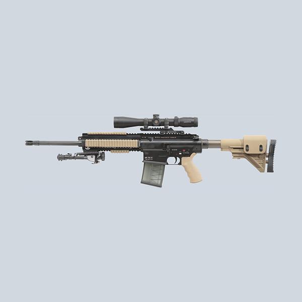 HK MR762 Match Rifle MR762LRP-A1