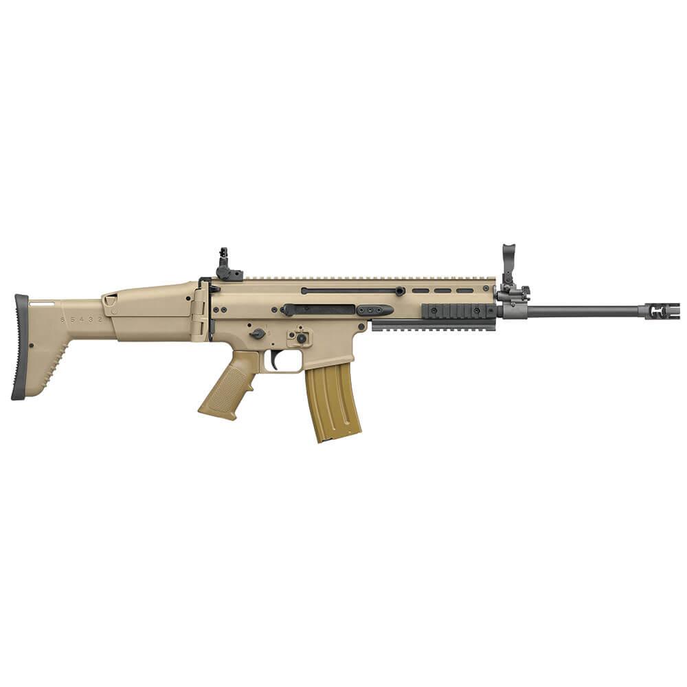 FN SCAR 16S FDE 5.56mm