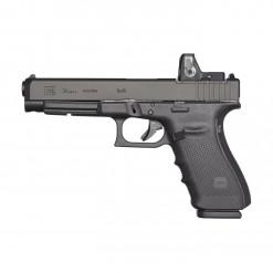 Glock 34 Gen 4 MOS, 17 Round Semi Auto Handgun, 9mm
