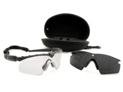 Oakley SI Ballistic M Frame 2.0 Black Clear Grey