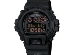 G-Shock Classic DW6900MS-1 Black