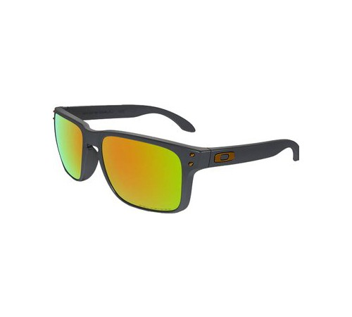 b5d3254bbc Oakley Holbrook Dark Grey Iridium Polarized - Shoot Straight