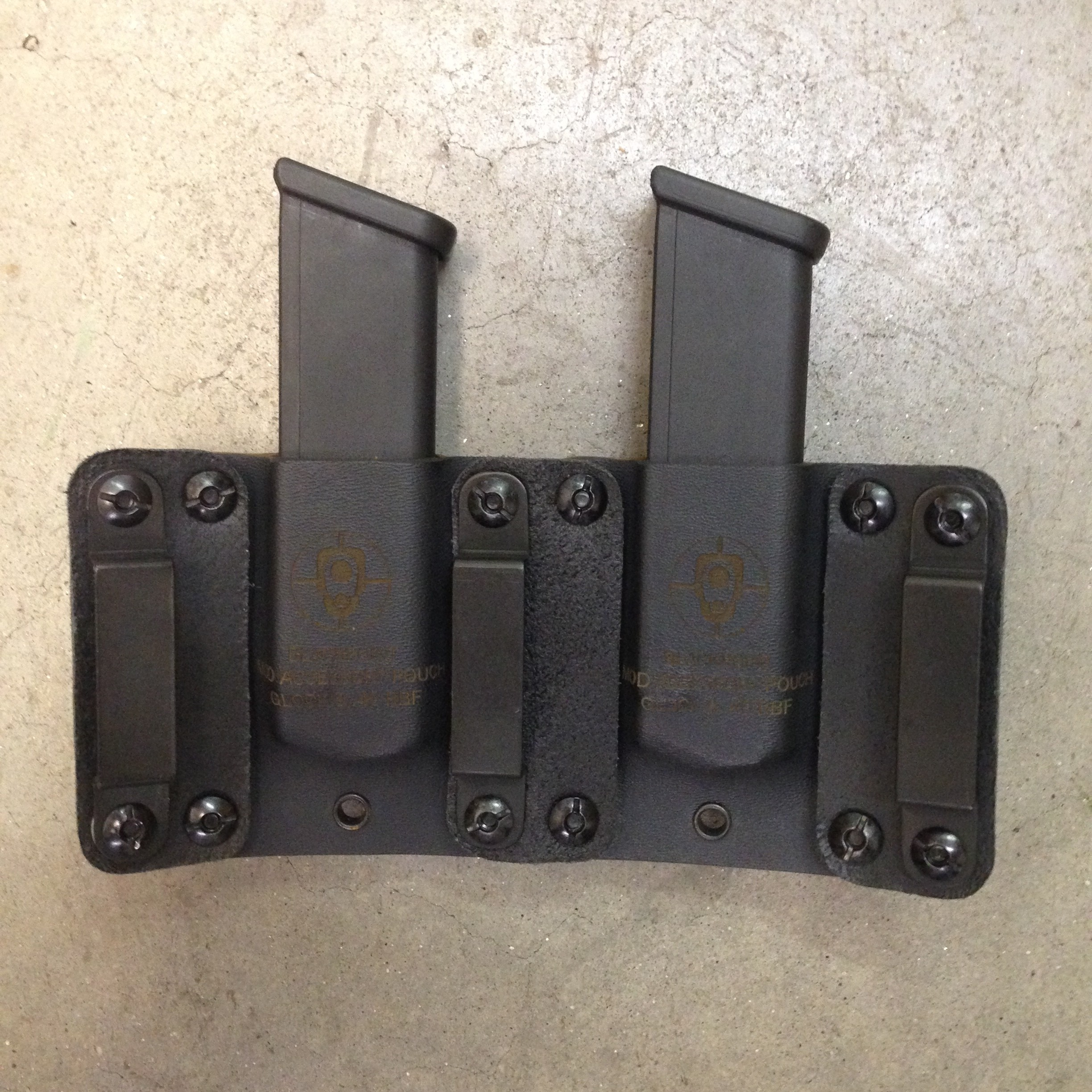 Blackpoint Double MAP Pouch Glock 9/40