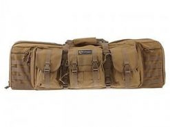 Drago Gear 36in Double Gun Case Tan