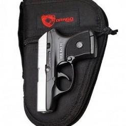"""Drago 8.5"""" Pistol Case Black"""